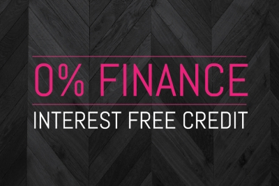 0% Interest Free Credit