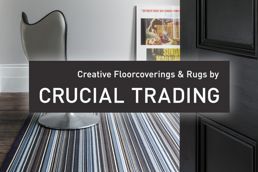 Build your perfect rug with Crucial Trading