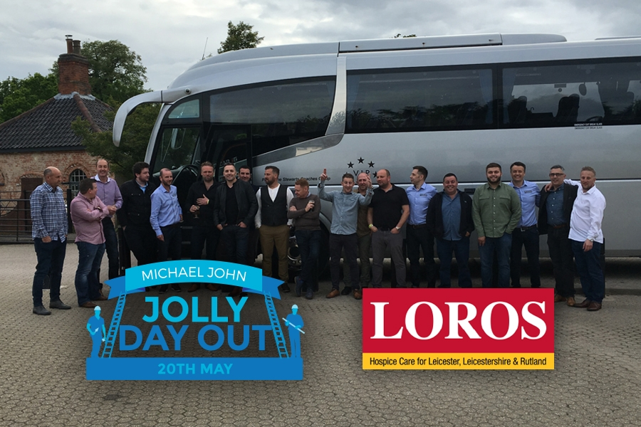 'Jolly Day Out' in aid of LOROS Hospice