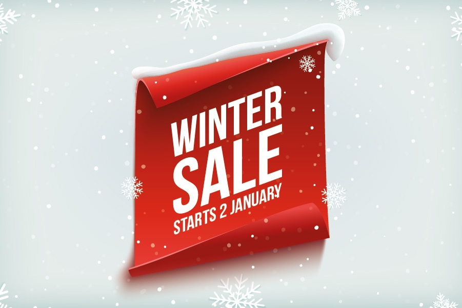 The MJ Winter Sale – Not your average January sale