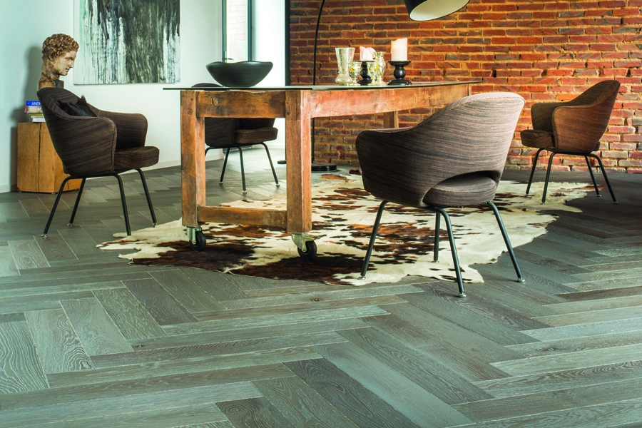 Flooring in Focus - Panaget Chene