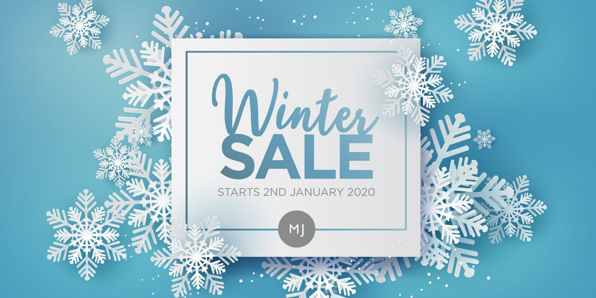 The Michael John Winter Sale Returns