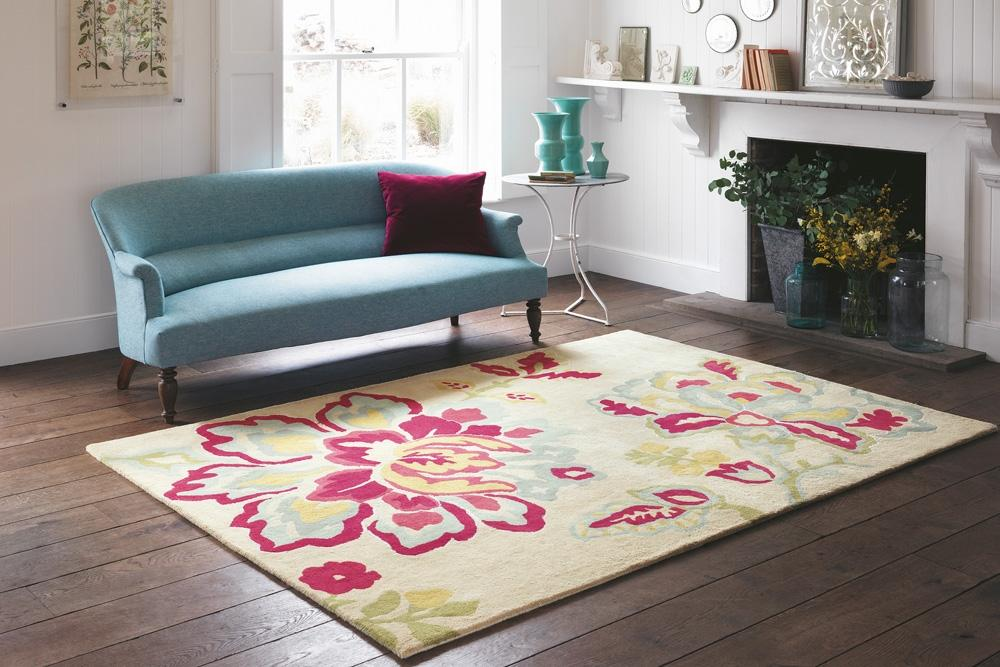 Flooring in Focus - Sanderson Rug